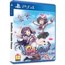 Gun juego doble la paz PS4 Gal