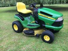 More details for john deere lx110 ride on mower may deliver