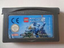 Gameboy Advance juego-lego Knights Kingdom (módulo)
