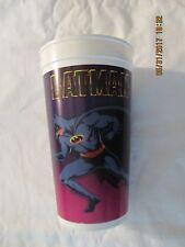 BATMAN 1989 BATMAN Taco Bell Pepsi Cup!!! DC Comics Used