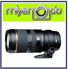 Tamron SP 70-200mm F/2.8 Di VC USD Lens for Canon Mount