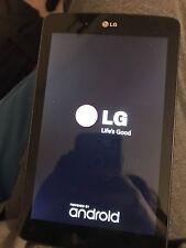 LG G Pad 7.0 LTE 16GB, Wi-Fi + 4G AT&T 7in - Black