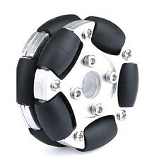 58mm Omni Wheel Aluminum Alloy 12KG ROS Platform Robotic Kit For Lego NXT pansz