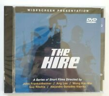 The Hire Advanced Promo DVD NEW SEALED Guy Richie Madonna Ang Lee Short Films