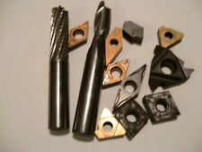 SCRAP CARBIDE INSERTS  60 pounds -- all tungsten carbide inserts -- 60 POUNDS