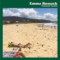 EMMA RUSSACK - PERMANENT VACATION   CD NEU