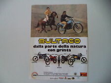 advertising Pubblicità 1979 BULTACO SHERPA/PURSANG 250/ALPINA/FRONTERA
