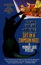 Cat in a Crimson Haze: A Midnight Louie Mystery (M