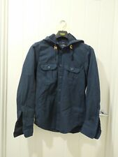 Logg (H&M) Hooded Jacket Shirt Slim Fit 100% Cotton