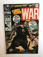 DC's STAR SPANGLED WAR Stories #153 - Unknown Soldier & Enemy Ace (DC 1970)