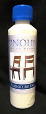 New Bottle Zinolin Furniture Oil direct from Copenhagen, Denmark Danish Teak