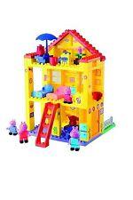 BIG Peppa Pig Peppas House Building Sets 800057078