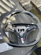 Mercedes C63 Steering Wheel [W204 2008-2013] [Alcantara] [READ DESC.]
