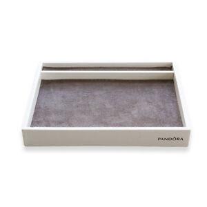 Authentic Pandora Small Bracelet / Charm / Necklace Box Tray *NEW*