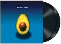Pearl Jam - Self Titled - Avocado [in-shrink] LP Vinyl Record Album