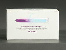 BEAUTYSOCLEAN COSMETICS SANITIZER WIPES -48 WIPES- BEAUTY SO CLEAN DISCONTINUED