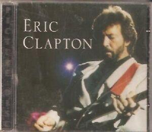 ERIC CLAPTON - GUITAR CLASSICS - CD ALBUM - 16 TRACKS - COMPILATION - 1996