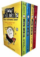 Timmy Failure Totally Catastrophic 4 Books Collection Box Set Stephan Pastis New