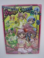 Anime Manga Shugo Chara Amu Hinamori Shitajiki Pencil Board B Showa Note Japan