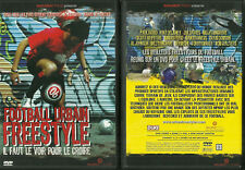 DVD - FOOT : FOOTBALL URBAIN FREESTYLE FOOT DE RUE STREET / COMME NEUF