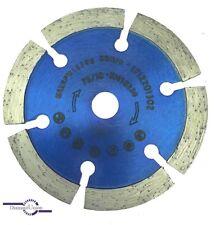 Diamantscheibe 75 mm Mini Cut S für Bosch Akku GWS 10,8-76 Diamant Trennscheibe