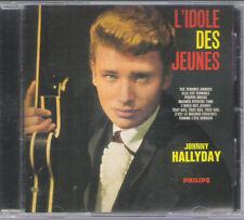 """CD """"Johnny Hallyday"""" L'idole des jeunes (3)"""