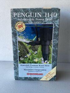 Marineland Penguin 1140 Submersible Power Head 300GPH