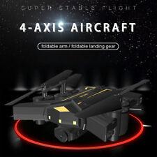 Wifi FPV RTF 2.4G RC Quadcopter Drone mit HD-0.3MP Kamera RTF Schwarz UAV Drohne