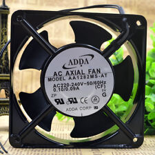 ADDA AA1282MS-AT Cooling Fan AC 220 0.10A 120mm x 120mm x 38mm