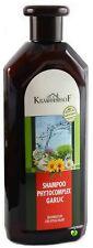 Krauterhof Shampoo Hair Conditioner with Garlic Vegetables Hair Growth 500 ml