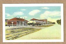 New listing NC MOREHEAD CITY RAILROAD DEPOT STATION SEE JACKSONVILLE NEW BERN