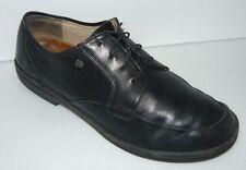 Finn Comfort Black Oxfords Lace tie up shoes Size 9.5