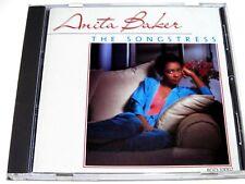 cd-album, Anita Barker - The Songstress, 8 Tracks, Japan