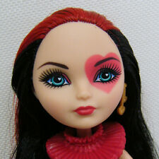 EVER AFTER HIGH DOLL SHOES FIRST 1ST CHAPTER LIZZIE HEARTS RED /& GOLD HEELS ONLY