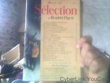 Selection reader's digest  Janvier 1958