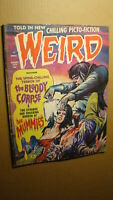 WEIRD 5 AUGUST 1972 *NICE COPY* RARE EERIE PUBLICATION FAMOUS MONSTERS