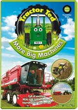 Tractor Ted More Big Machines DVD