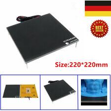 DE Anycubic Heated Ultrabase 220*220mm Glass Lattice für FDM 3d Drucker I3 Mega