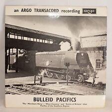 Bulleid Pacifics Locomotive Soundscape7 inch Vinyl Record
