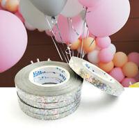 nastro lucido arricciato a palloncino per regali di nozze per feste di 11 metri