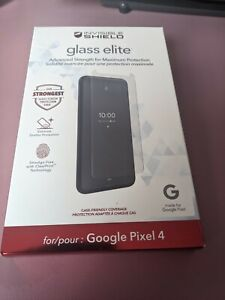 Invisible Shield Glass Elite Advanced Screen Protector 2-pack Google Pixel 4