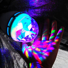 2016 Rotating Stage Crystal Ball Light for DJ/Disco//Party/Bar