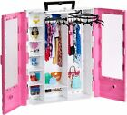 Barbie Fashionistas Ultimate Portable Closet Playset GBK11 Brand NEW & Boxed
