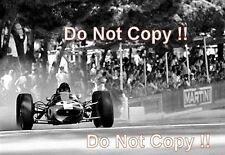 Jim Clark Lotus 25 Monaco Grand Prix 1964 Photograph 4