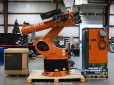 New listing 2013 Kuka Robotics Kr 500 6-Axis Robot Arm w/Krc4 Control Cables More bidadoo