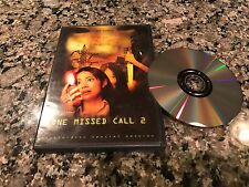 One Missed Call 2 DVD!