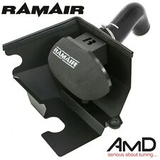RAMAIR AUDI S3 8V Induction Kit Air Filter with Heat Shield & Black Intake Hose
