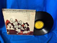 Dutch Swing College Band LP Dixieland Goes Dutch Epic LN 3211