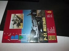 **ms Revue ABM maquettes n°6 P 51 Mustang - MiG 29 - Ford Mutt - F-9F - T80 Era