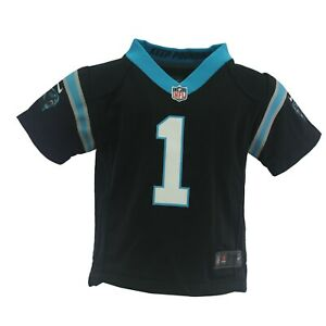 Carolina Panthers Cam Newton NFL Nike Baby Infant Toddler Size Jersey New Tag